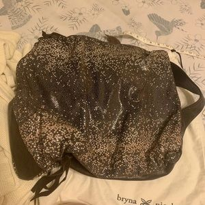 NEW Authentic Bryna Nicole stingray tote handbag